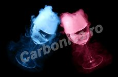 gheata carbonica pentru cluburi